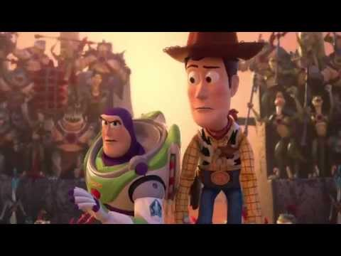 Toy Story That Time Forgot | official trailer (2015) Pixar Disney
