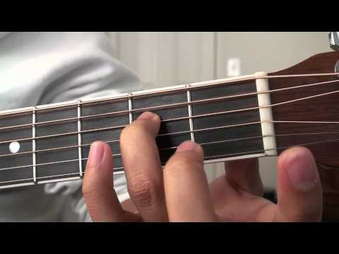 How to play an Em Chord