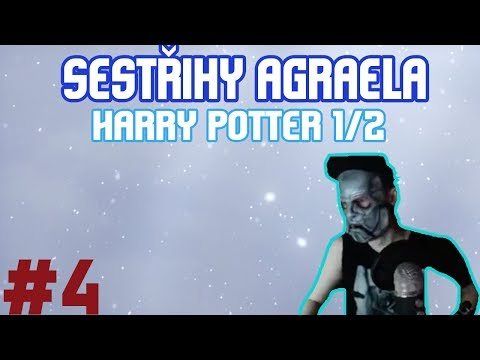 Sestřihy Agraela #4 - Harry Potter 1/2