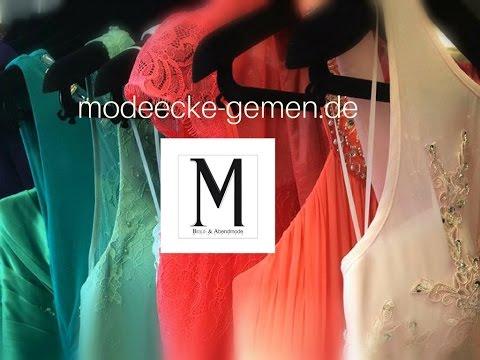 Wo finde ich schöne Abendkleider in Borken? Abendmode für Damen günstig kaufen im Münsterland