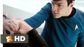 Emotionally Compromised - Star Trek (6/9) Movie CLIP (2009) HD