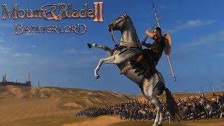 Mount and Blade II Bannerlord Unofficial Trailer