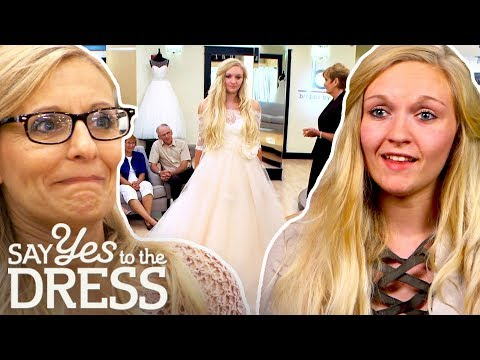 """""""I Didn't Come Down Here Not To Leave With The Dress I Want"""" 