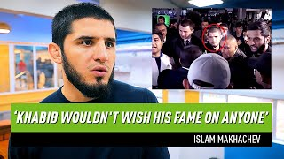 Islam Makhachev: 'I can beat anyone after training with Khabib'