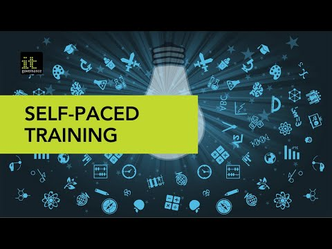 Benefits of Self-Paced Online Training with IT Governance - YouTube
