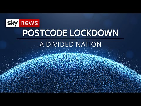 Postcode Lockdown: A Divided Nation - What should the UK do next to tackle COVID-19?