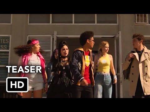 Marvel's Runaways Season 2 Teaser