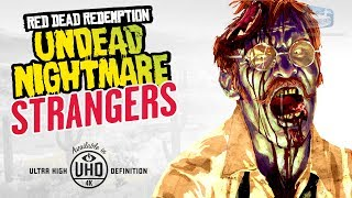 Red Dead Redemption: Undead Nightmare - All Survivors Missions in 4K [Xbox One X Enhanced]