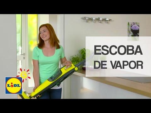 Escoba De Vapor - Lidl España