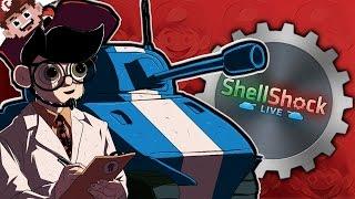 The SHELLSHOCK Genius! | HOLE in ONE!  (Shellshock Live w/ Friends)