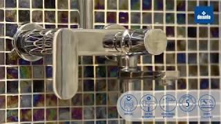 Alpinia - kolekcja perfekcyjnych baterii łazienkowych