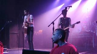 All-American Rejects, Sunshine Theater, April 2, 2012