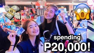 SPENDING 20,000 SA TIMEZONE | Princess And Nicole