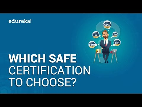 Which SAFe Certification to Choose? | SAFe Certification Training ...