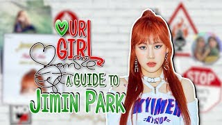 A Guide to Jimin Park - Our Girl Jamie