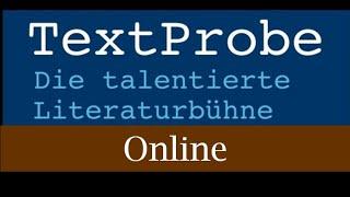 Textprobe Online- Teil 1- mit Günter Detro