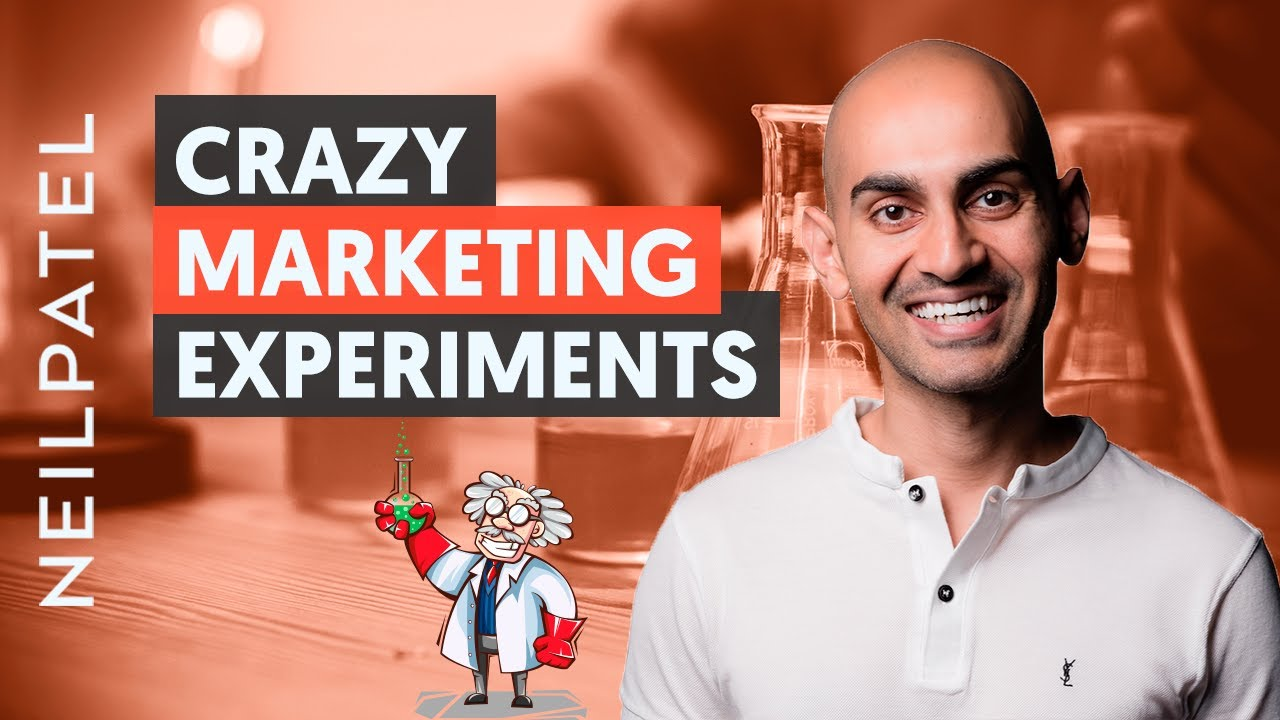 The Craziest Marketing Experiments I Have Ever Done