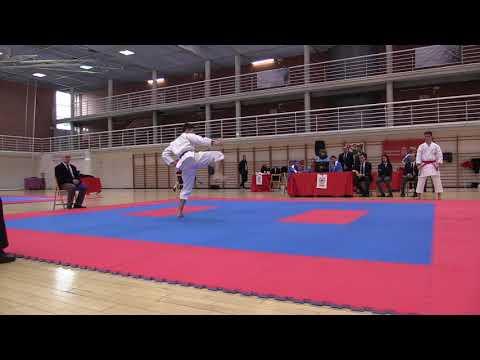 Campeonato Navarro Absoluto 180218A