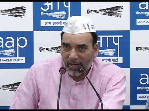 AAP has Announced its New Delhi and West Delhi Incharge For Lok Sabha Elections