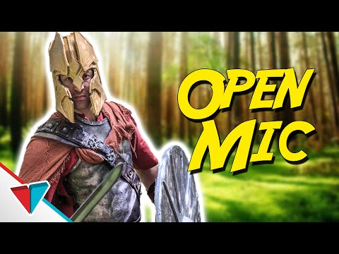 (Nsfw) Open Mic - Epic Npc Man