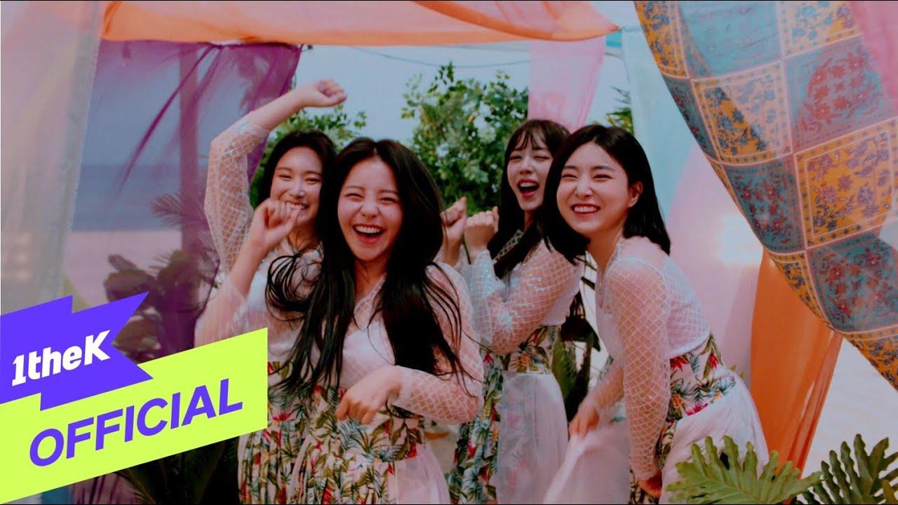 [Korea] MV : Brave Girls - Chi Mat Ba Ram