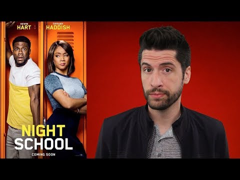 Night School – Movie Review