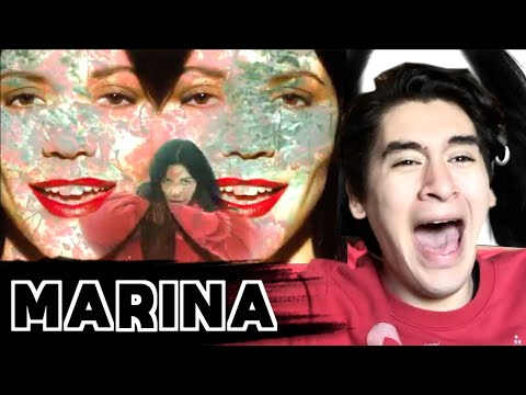 MARINA - Handmade Heaven [REACTION] 💎 - Gera Is Shook