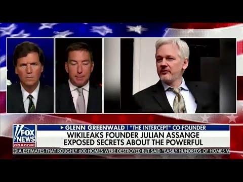 Greenwald Tries To Get Pardons For Assange & Snowden
