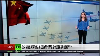 China's Jaw-Dropping New Weaponry