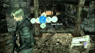Resident Evil 6 Walkthrough (Leon Campaign) Pt. 14 - Return Of The BIG Man