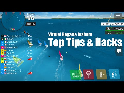Virtual Regatta Inshore Top Tips & Hacks