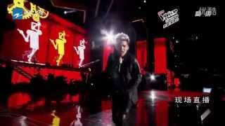 The voice of China(中国好声音)Adam Lambert-Trespassing