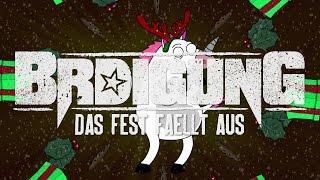 Xmas Hits Platz 10 heute: DAS FEST FÄLLT AUS von BRDIGUNG ((jetzt ansehen))