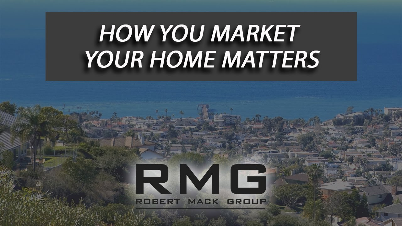 Why Marketing Matters When Listing Your Home