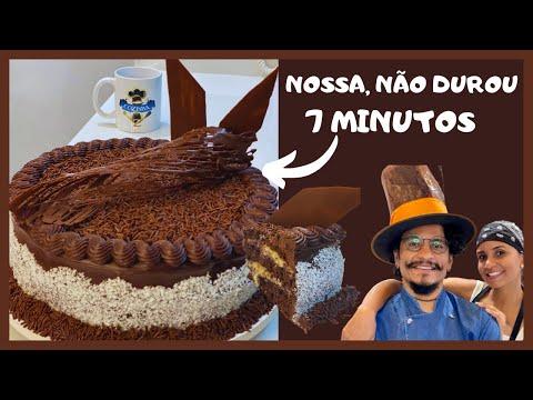 COMO FAZER RECHEIO DE BOLO PRESTGIO FOFINHO E MOLHADINHO