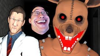 MARKIPLIER & THE MONSTER RAT FNAC 3 PILL PACK! | Five Nights At Freddy's Garry's Mod (Sandbox)
