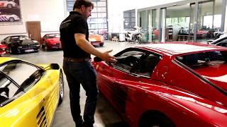 Ferrari Testarossa Bispecchio