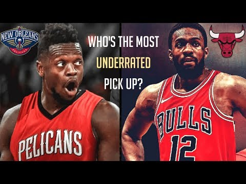 Top 5 Sneaky Great Moves From The 2018 NBA Offseason