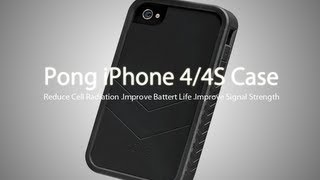 Pong Research Apple IPhone 4 Case Unboxing & Review