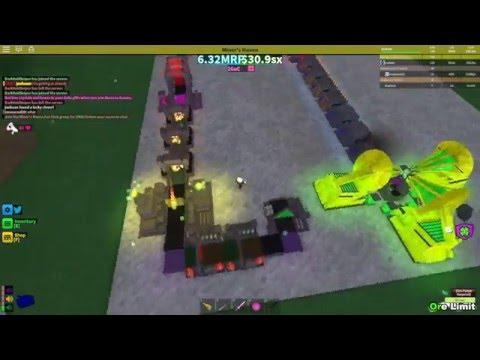 [Miners Haven] Part 3 life 30 - 100 Midlife Crisis Setup 3 of 3 - Qd, Qn, Sx setup [Roblox]