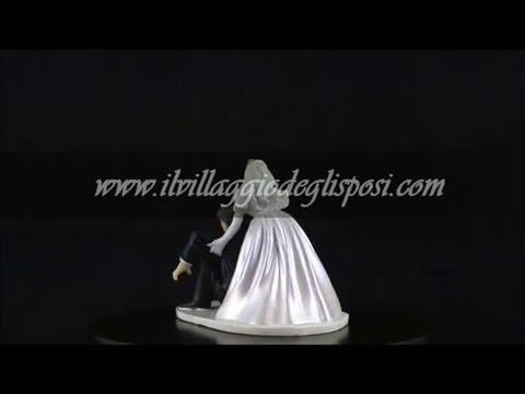 Video - Sposa raccoglie lo sposo!