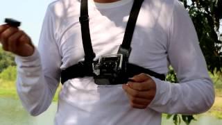 Камера налобная для рыбалки