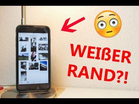 WEIßER RAND bei INSTAGRAM?! | random TECH | TechBox