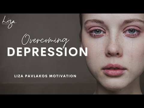 How to overcome sadness. Short Inspirational Video. Liza Pavlakos