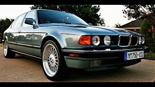 BMW E32 750ILong V12 5.0