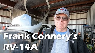 RV Aircraft Video - EAA Chapter 323 - Frank Connery's RV-14A from Van's Aircraft