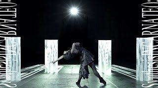 Rise of Ego - ARis | Transparent projection mapping dance