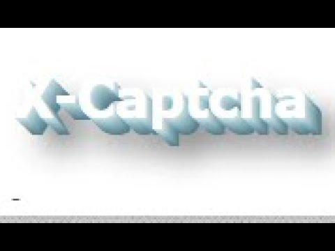 x captcha(аналог RuCaptcha)