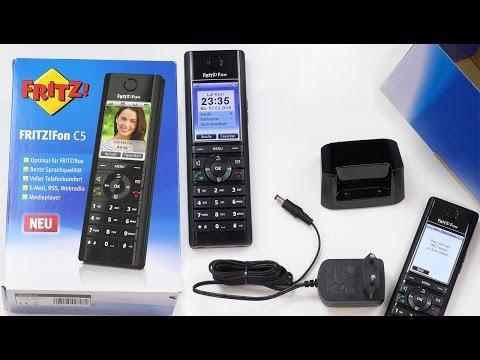 AVM Fritz!Fon C5 im Test: Schnurloses DECT-Telefon für die Fritz!Box
