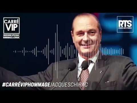 Carré VIP Hommage Jacques Chirac vos réactions